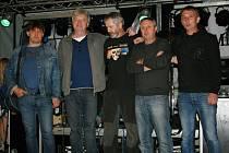 Rocková kapela Devon Perpetuum z Horní Lidče