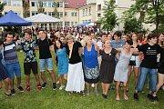 Oslavit 90 let Masarykova gymnázia přišly stovky studentů, absolventů i kantorů.