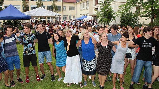 Oslava 90 let Masarykova gymnázia ve Vsetíně