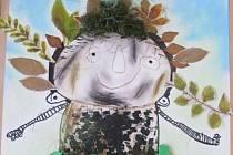 Do 21. dubna potrvá v Lešné výstava s názvěm Ochránce zámeckého parku. Ke Dni země ji připravili žáci deseti základních škol.