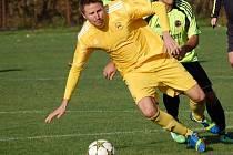 Josef Mikula je jediným z fotbalistů VKK, který byl u postupu v červnu 2004 i nyní.