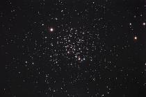 V souhvězdí Raka se nalézá i otevřená hvězdokupa M67.