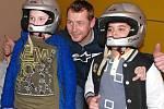 Do soutěže Nakresli rally, která je čtvrtým rokem součástí doprovodného programu automobilového závodu Valašská rally dorazilo letos přes 300 prací dětí. Zaslalo je téměř čtyřicet mateřských, základních a středních škol, školních družin a středisek volnéh