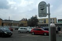 Na lukrativním pozemku v centru Vsetína má vzniknout podzemní parkoviště, obchůdky a kavárny.