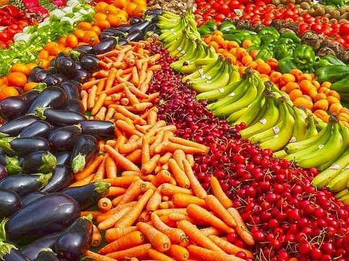 Zvyšte příjem ovoce a zeleniny, zasytí a pročistí tělo