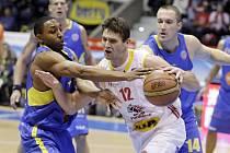 Basketbalisté Ústí nastoupí už bez Američana Alberta Nolena.
