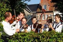 Cimbálová muzika Kordulka