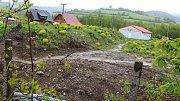 Nová hala v Halenkově bude stát v centru vesnice u obydlené zóny na pozemku, který je v územním plánu určený pro výrobu a skladování.