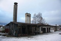 Rozsáhlejší požár objektů údržby a kotelny výrobní firmy.