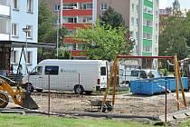 Rákosníčkovo hřiště bude připravené k otevření 13. srpna.