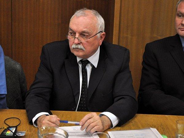 Člen městské rady ve Vsetíně Jaromír Kudlík (hnutí ANO).