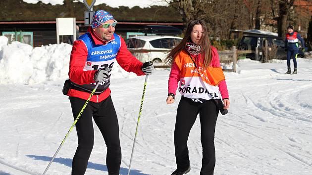 Karlovská 50, která se jela jako jeden ze závodů největšího seriálu zimních běhů na lyžích SkiTour 2019 se vydařila. Na tratě dlouhé 10, 25 a 50 km se v sobotu 16. února vydalo šest stovek závodníků.