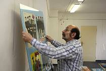 Zajímavou výstavu unikátní sbírky fotografií, plakátů, dokumentů a gramofonových desek legendární beatové skupiny přichystal pro milovníky Beatles sběratel Antonín Janota