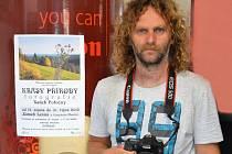 Radek Potočný už vystřídal několik fotoaparátů. Nikdy ale neměl digitál.