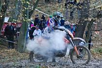 Osmnáctý ročník Memoriálu Libora Podmola, tříhodinového motocyklového extrémního cross country maratonu dvojic, v sobotu 29. října 2016 v motokrosovém areálu v Brankách u Valašského Meziříčí.
