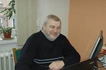 Robert Filgas předseda Okresního sdružení České unie sportu Vsetín.