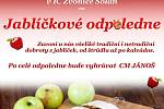 Pozvánka na Jablíčkové odpoledne v IC Zvonice Soláň