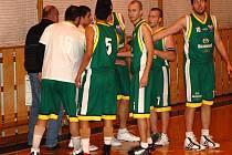 Basketbalisté KK Jasenice B.