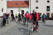 Jarní otevření cyklostezky Bečva ve Valašském Meziříčí