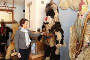 Výstava tradičních mikulášských masek Hornolidečska 2018 je k vidění od 1. listopadu do 23. listopadu. Spoluautorkou výstavy je vedoucí info centra Lucie Manová.