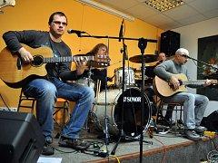 Kapela Valašská bluesová společnost. Ilustrační foto