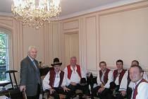 Muzika Vsacan zahrála v Patagonii