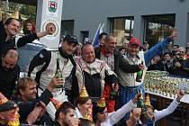 Vítězem Rally Vsetín se stala domácí posádka Jaromír Tomaštík – Róbert Baran.