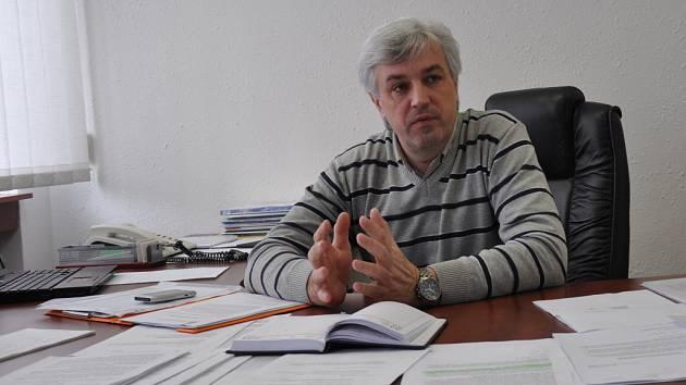 Předseda představenstva Ivan Abdul bojuje o to, aby byl zachován statut osoby se zdravotním znevýhodněním, a společnost tak mohla dál zaměstnávat handicapované.