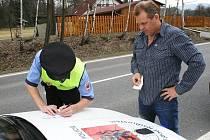 Městská policie v Rožnově pod Radhoštěm kontrolovala v průběhu března 2012 dodržování nejvyšší povolené rychlosti.
