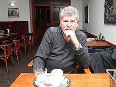 Jedním ze zakladatelů Fotoklubu Vsetín je František Novotný.