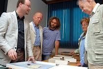 Státní okresní archiv Vsetín se otevřel pro odbornou i širokou veřejnost.