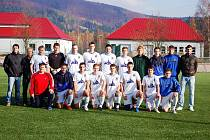 Fotbalisté 1. Valašský FC patří k příjemným překvapením podzimní části, neboť z valašských klubů jsou na tom v tabulce nejlépe. Uzavírají horní polovinu tabulky.