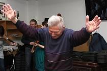 Tanečník a pozdější umělecký vedoucí souboru Vsacan Miroslav Ekart oslavil 8. ledna 2019 devadesát let.