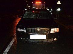V Halenkově srazilo v pátek 16. října 2015 večer osobní auto Škoda Octavia šestasedmdesátiletého chodce, muž na místě zemřel.