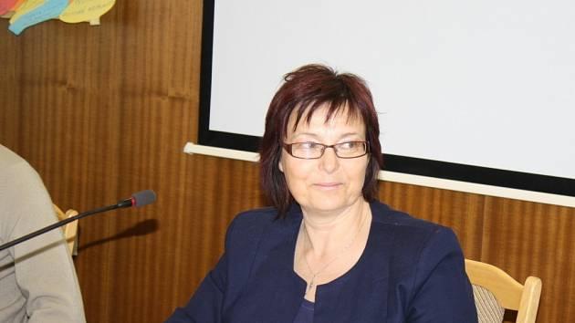 Iveta Táborská (ODS).