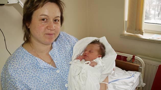 Jméno matky: Leona Křivová, Vsetín Jméno dítěte: Nikola Křivová Míry a váhy při narození: 2,95 kg Datum narození: 19. 12. 2007 ve Vsetínské nemocnici a.s.