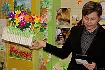 Výstava klientů Diakonie Vsetín