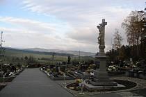 Lačnovský hřbitov dostal novou tvář