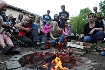 Svatojánský oheň