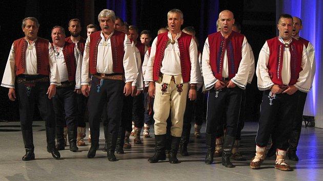 Folklorní soubor Vsacan oslavil v sobotu 75. výročí založení.