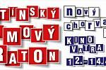 Banner Vsetínského filmového maratonu
