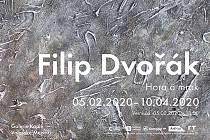 Filip Dvořák – Hora a mrak (výstava)
