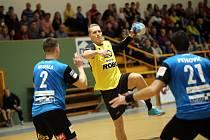 Házená HC ROBE Zubří - SKKP handbal BRNO