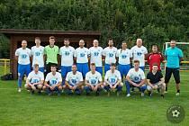 Fotbalisté Zašové jsou po podzimní části okresního přeboru Vsetín na třetím místě. Se čtyřbodovou ztrátou na vedoucí Hutisko.