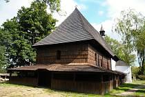 Kostel svaté Trojice ve Valašském Meziříčí z druhé poloviny 16. století prošel rozsáhlou rekonstrukcí za 12 milionů korun; září 2019
