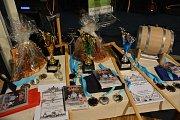 V sobotu se v domě kultury ve Vsetíně uskutečnila soutěž O najlepší slivovicu.