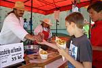 Jídlo a jeho příběh, zdravý životní styl i místní udržitelná ekonomika. To všechno bylo hlavním tématem Farmářského dne, který se uskutečnil na Sychrově ve Vsetíně.