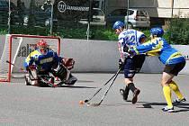 Hokejbalový Stoupa Cup ve Vsetíně