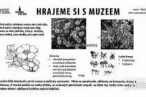Pracovní list Muzea regionu Valašsko