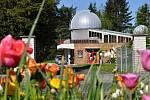 První letošní letní den, tedy den, kdy se teplota dostala nad 25 °C, zaznamenali na hvězdárně ve Valašském Meziříčí v pondělí 10. května 2021. Teplota vystoupala na šestadvacet stupňů. Ilustrační foto